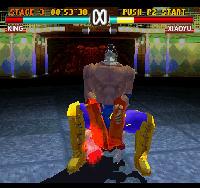 Image Archive: Screenshots - #Tekken_Zone